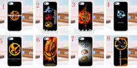 For Apple iPhone apple hunger - The hot new Hunger games Hard Skin White Case Cover for iPhone s and retail free shiping
