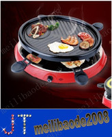 Wholesale Electric oven electric heating BBQ grill sc B household electric hotplate meat machine MYY9253