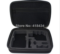 Wholesale Camera Accessories collection box for GoPro Hero Gopro Case Large For Gopro Hero3 Hero3 Hero2 Gopro Bags