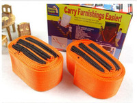 Wholesale HOT SALE Carry furnishings easier carry furnishing strap moving strap lifting strap Pack
