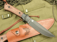 Wholesale High Quality Benchmmade Fixed Blade Knife Glory Knife Memorial Knife Outdoor Knife DREAM0609 Dropshipping
