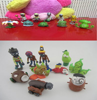20pcs set PVZ Plants vs. Zombies 2: Its About Time Mini PVC A...