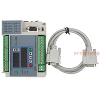 Wholesale 20MR12in relays out PLC AD DA Analog with RS232 cable by Mitsubishi FX1S PLC GX Developer ladder
