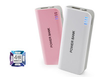 Wholesale mAh smart lovers power bank charger for iphones ipads samsung and more