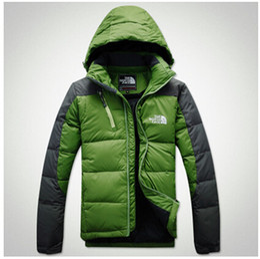 Wholesale 2014 NEW Hot High quality Men s Winter Warm assorted colors Coat Men s Down Coat amp Jacket Down Outerwear