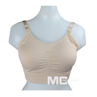 Wholesale Hot Sale Women Seamless Comfort Pregnant Nursing Bra Maternity Breast Feeding Bra With Pads