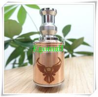 Cheap Replaceable electronic cigarette Best 3.0ml Metal vape tanks