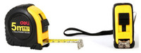 steel tape measure - 10 ABS Measuring Gauging Tools M Lenght Steel Measure Tape mm width ft Auto Lock