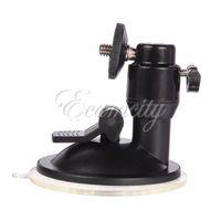 Wholesale Mini Universal Suction Cup Mount Flexible Tripod Holder Stand Car Window Blackbox Camera DV DVR GPS Recorder Video