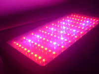 Wholesale Newest Design LED Grow Light w Full Spectrum IR leds watt Hydroponic Pro LED Grow Light Lamp Panel for Plants veg blooming