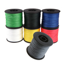 100lb braided fishing line - NEW M LB mm Super Dyneema Strong Braided Fishing Line Strands Multifilament Sea Fishing Line H8631
