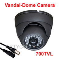 Indoor dome camera - CMOS TVL PC3089 Vandal proof Dome Camera with mm lens and night Vision ditance up to meters