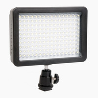 Wholesale 1 New WanSen W160 LED Video Camera Light Lamp DV For CANON for NIKON JVC V W New