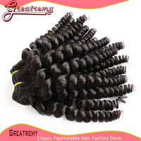 4pcs lot 100% Brazilian Virgin Funmi Hair Weave Unprocessed ...