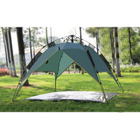 Wholesale The camel Outdoor auto Camping Tent Camping Tent Camping Outdoor dual thickeningrainproof tent
