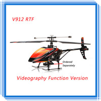 Cheap Electric wltoys v912 Best 4 Channel 52*8.5*15.5cm Remote Control Toys