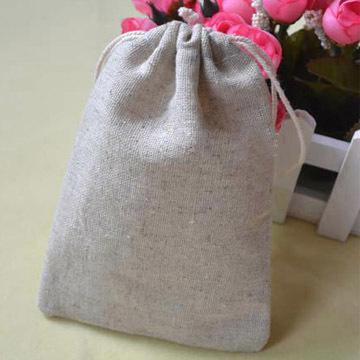 2017 Cotton Linen Drawstring Bags 5x6.513cmx17cm Vintage Necklace ...