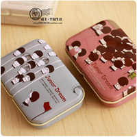 Cheap Metal pill case Best Sundries Eco Friendly coin box