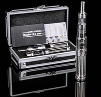 Single stainless steel Metal Innokin iTaste 134 mini Electronic Cigarette kits with iClear X.I atomizer