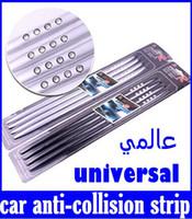 Cheap Free shipping,car anti-collision strip.bumper protector, retail Bumper crash bar crash auto supplies protection top sale