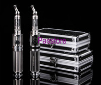 Single stainless steel Metal Innokin iTaste 134 Electronic Cigarette kits MOD huge vapor innokin itaste 134
