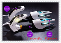 Wholesale 2014 Novel UV Shoe Sanitizer Shoes Dryer UV Shoe Sterilizer UVC Light Foot Health Care Foot Care Tools Shoe Heater Feet Care