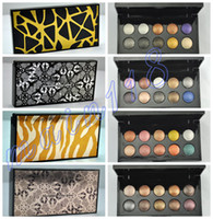 Wholesale HOT Makeup Sephora Moonshadow baked palette Color Mineral Eye Shadow Plate color group free gift