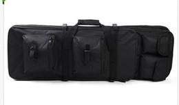 Airsoft Tactical Dual Rifle Bag Case Hand Shoulder Bag Backpack 85cm