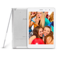 "Under $200 Teclast 7.9 inch Teclast G18 Mini 3G Quad Core Android 4.2 Tablet PC with 1G RAM 16G ROM G-sensor 7.9"" IPS Capacitive Touch Screen(Sliver+White)"