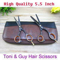 Wholesale High Quality Professional Hair Scissors Set Hair Cutting Scissors and Hair Thinning Hairdressing Scissors