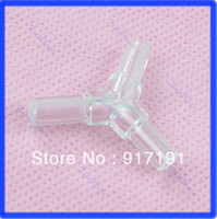 Aquariums & Accessories aquarium connector - Plastic Y Airline Connector Tubing Pipe For Aquarium