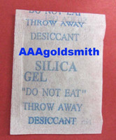 Wholesale 25 packs Gram cotton Packets Of Silica Gel Desiccant
