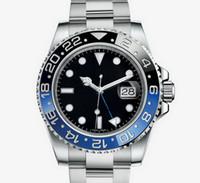 venda por atacado china watches-China 2014 homem quente prata melhores vendas data Novo estilo automático mecânico relógios de pulso homens assistir esportes de luxo aço inoxidável Mens relógios