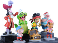 Wholesale Jake and The Never Land Neverland Pirates Play Set