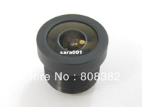 Wholesale quot F2 mm Wide Angle Degree MTV Board Lens For CCTV Home Security Surveillance Color Camera