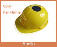 Wholesale Solar Fan Helmet Safety Helmet With Fan Solar Fan Hat Cap No Power Fan Engineering Construction Cap Hat Motorcycle Solar Fans Helmet
