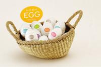 Wholesale Vibrating Egg TENGA EGG Male Masturbator Masturbatory Cup Sex Toys for men
