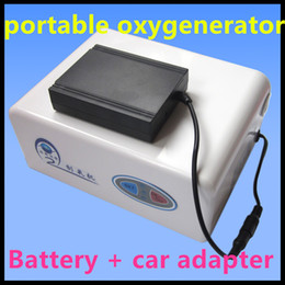 Wholesale 1 Year Warranty Oxygenerator Portable Oxygen Concentrator Oxygen Supplier Oxygen Maker Oxygen Breathing for Home Car Travel
