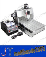 Wholesale Mini desktop engraving machine cnc T DJ router upgraded from cnc t MYY9263