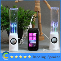 Cheap 2.1 Dancing Water Speaker Best Universal Computer Audio for iphone