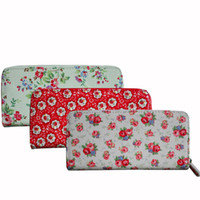 fabric wallets for women