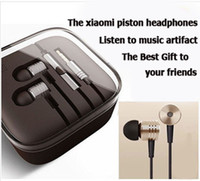 Wholesale Hoot Sales New Arrival xiaomi In Ear HeadPhone For MP3 MP4 Player With ControlTtalk for