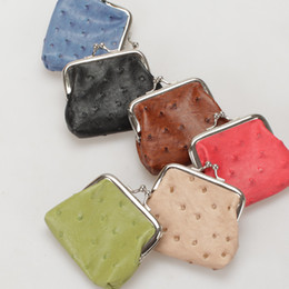 Wholesale Best PU leather coin purse key holder wallet hasp small gifts bag clutch handbag