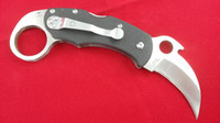 Wholesale Spyderco Karahawk Karambit C170GP Defensive Knife Folder hawkbill blade Designed by Sal Glesser Emerson Opening EDC pocket knife knives