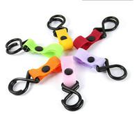 3KG plastic hanger - New Plastic Baby Stroller Pram Pushchair Hanger Hanging Hooks baby clothes JUN520 HR