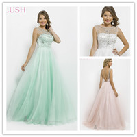 2015 New Collection Prom Evening Dresses Crew Special Occasi...