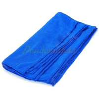other Washing Gun  A120 Super Fiber Washing Wiping Cleaning Towel for Car - Blue (5 PCS) #1901693 Retail