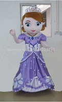 Mascot Costumes Animal Angel Hot sale new design adult mascot costume princess sofia adult sofia the first mascot costume