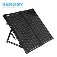 Wholesale Renogy W Foldable Solar Suitcase