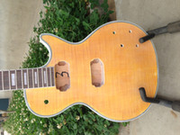 Solid Body guitar parts - New brand electric LP custom project guitar with all parts